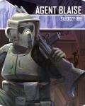 Star Wars: Imperium Atakuje - Agent Blaise, Śledczy IBB