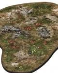 Piankowy teren 2D - Skalista Łąka