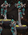 Crucible Guard Rocketmen & CA