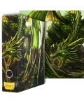 Slipcase binder - green, Radix the Living Root