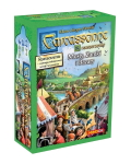 Carcassonne: mosty, zamki i bazary (DRUGA EDYCJA)